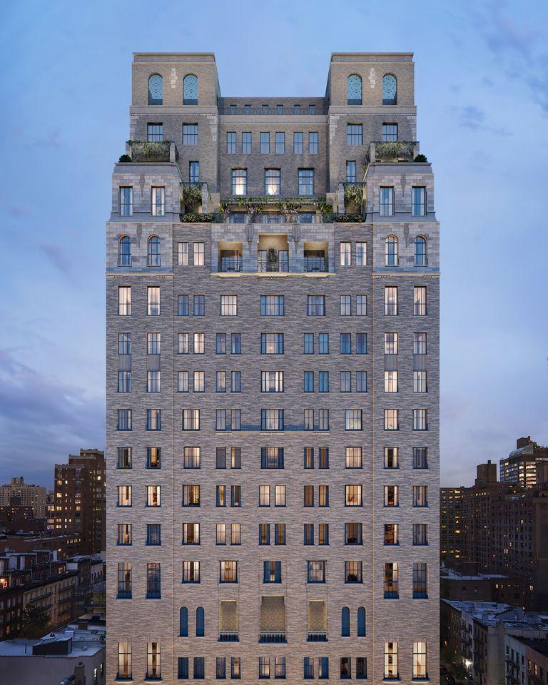 Beckford Tower, 301 East 80th Street