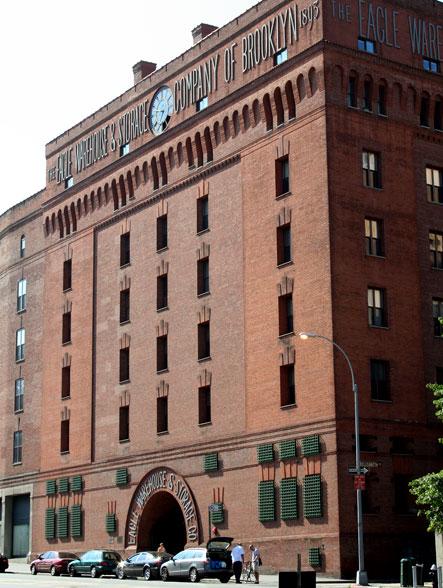 Eagle Warehouse & Storage Company, 28 Old Fulton Street