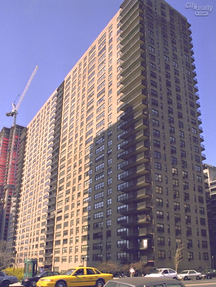 Lincoln Towers, 205 West End Avenue