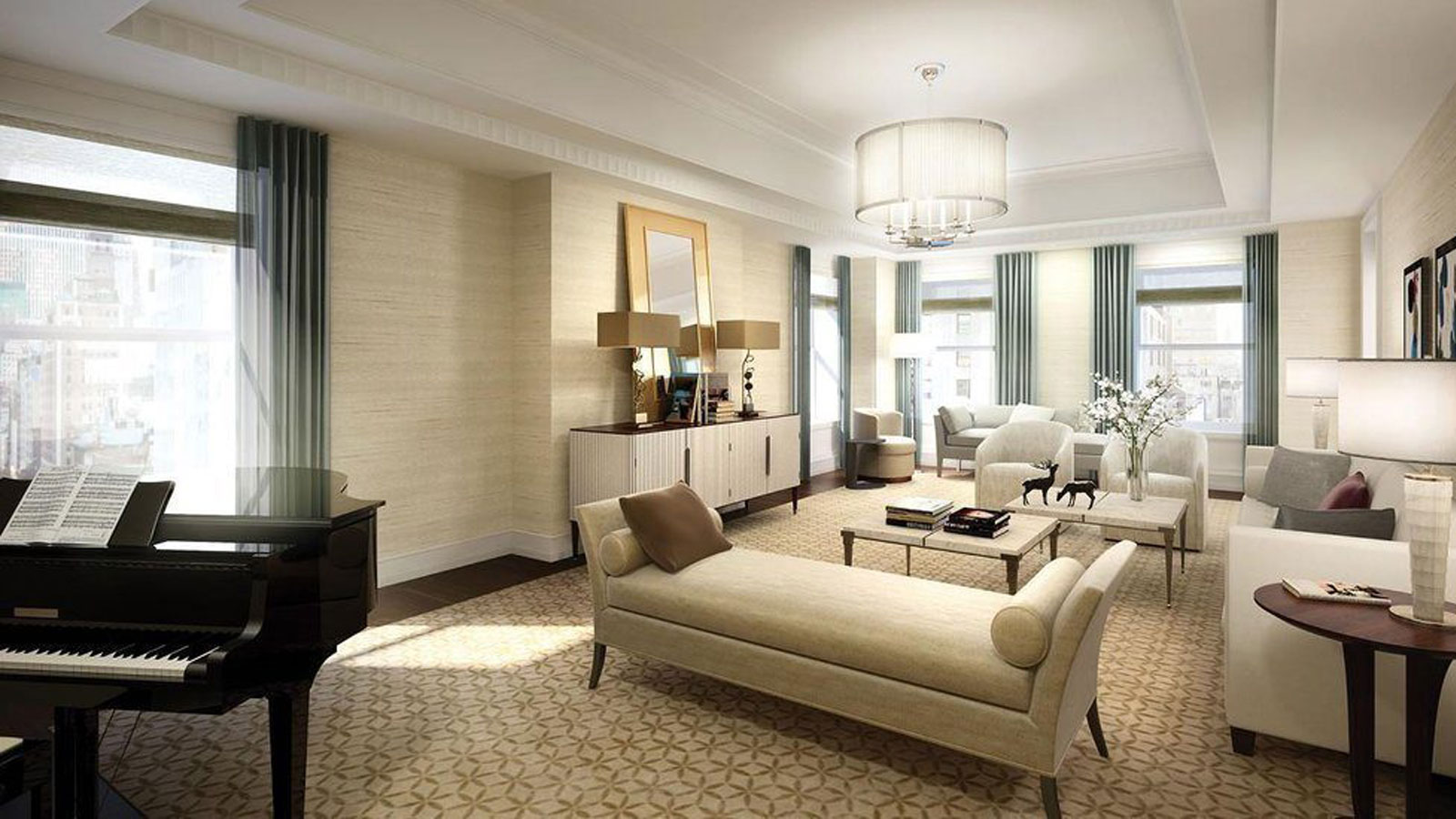 Whitney Condos, Luxury Condo, Park/Fifth Ave. to 79th, New York City