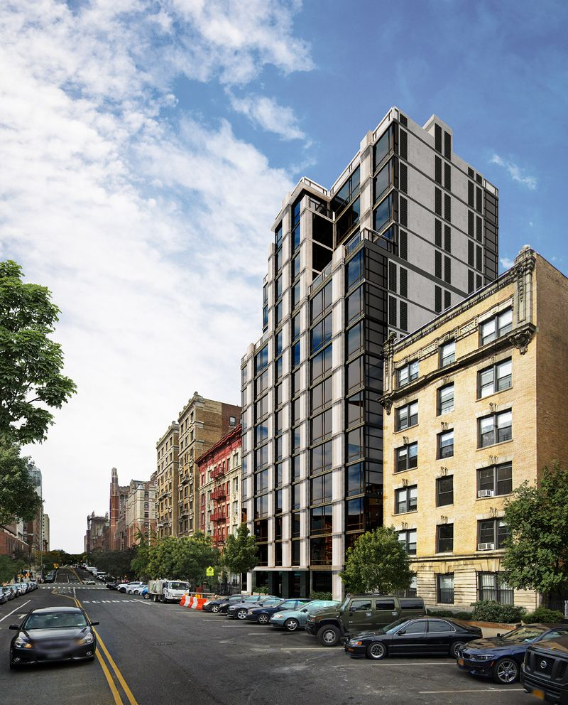 Monarch Heights, 415 West 120th Street