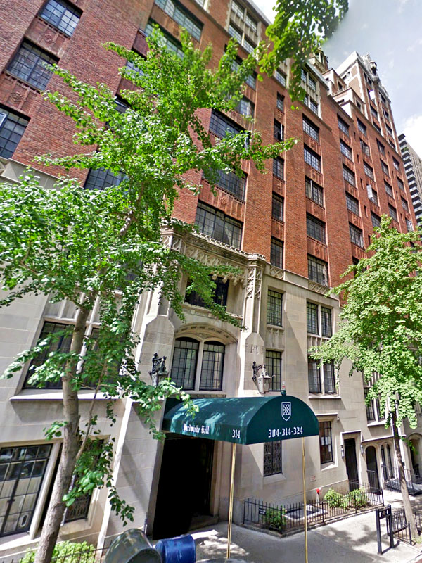 haddon hall 324 east 41st street nyc apartments