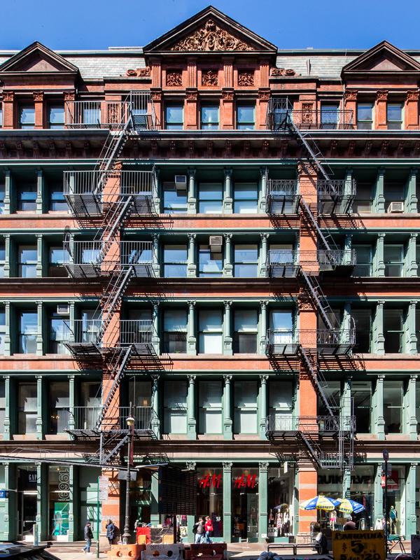 84 Mercer Street