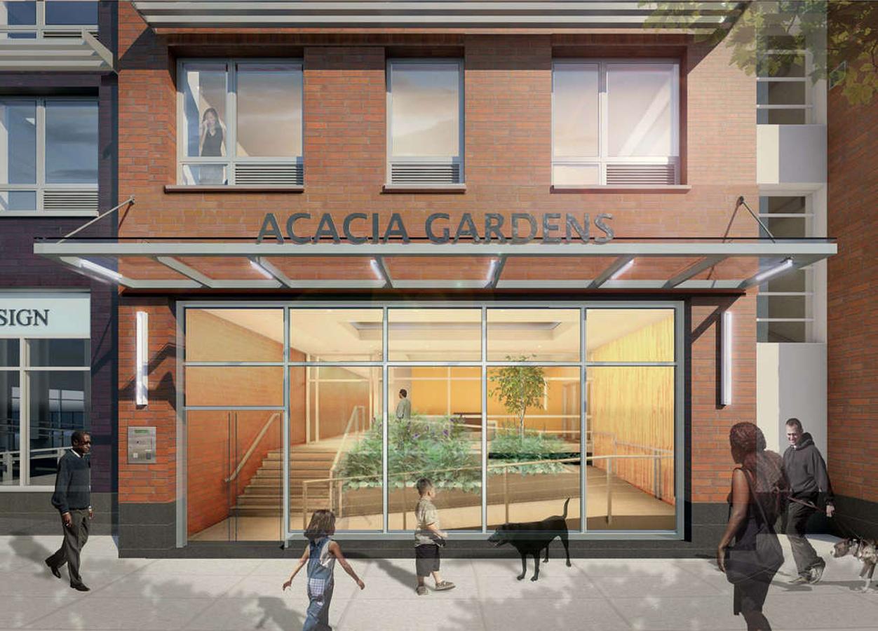 Acacia Gardens, 413 East 120th Street