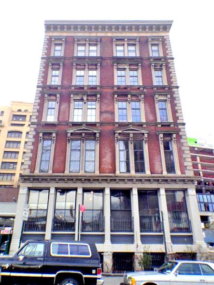 8 Old Fulton Street