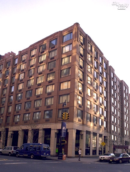 Hudson View West, 300 Albany Street, NYC