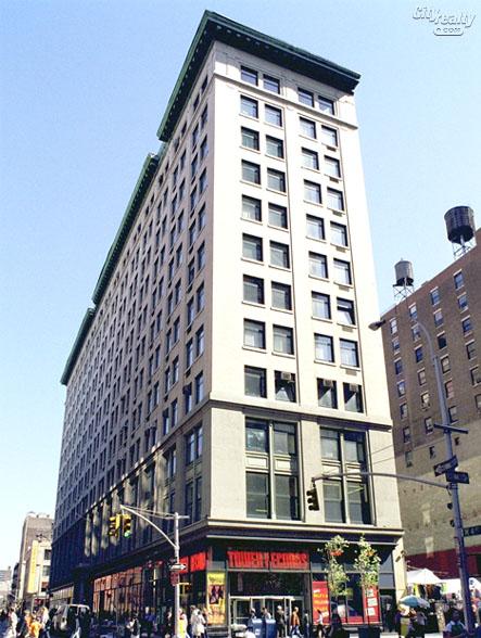 The Silk Building, 14 East 4th Street