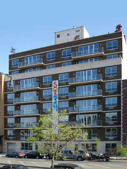 Solarium, 5-43 48th Avenue