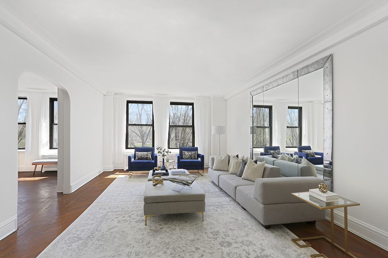 The White House, 262 Central Park West - NYC Apartments
