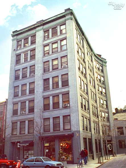 10 christopher street nyc condo apartments cityrealty for Apartments for sale in greenwich village nyc