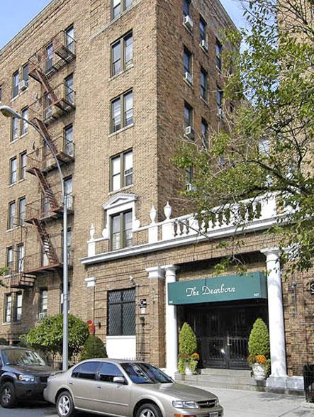 The Dearborn, 345 Montgomery Street