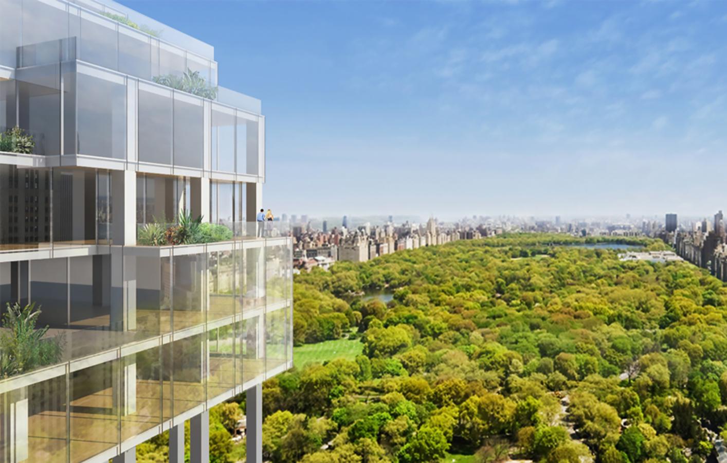 One Park Lane, 36 Central Park South