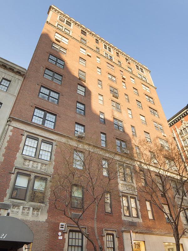 Chez 66, 21 East 66th Street