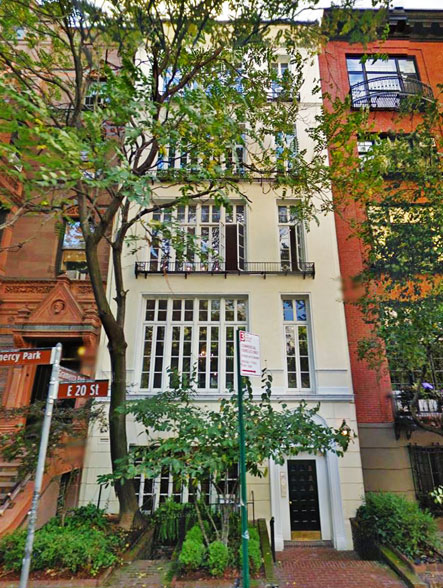 13 gramercy park south nyc apartments cityrealty for Gramercy park nyc apartments