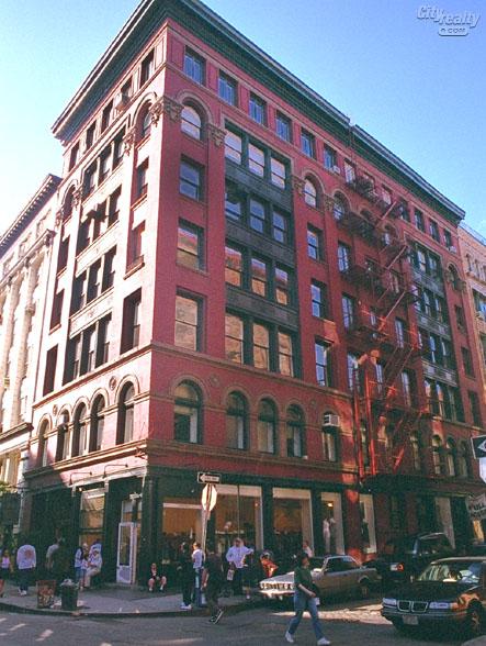 133 Wooster Street