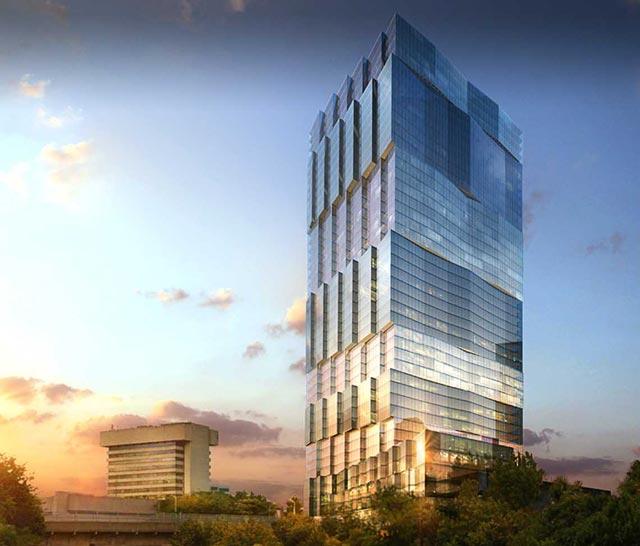 HAP Tower, 500 Summit Avenue