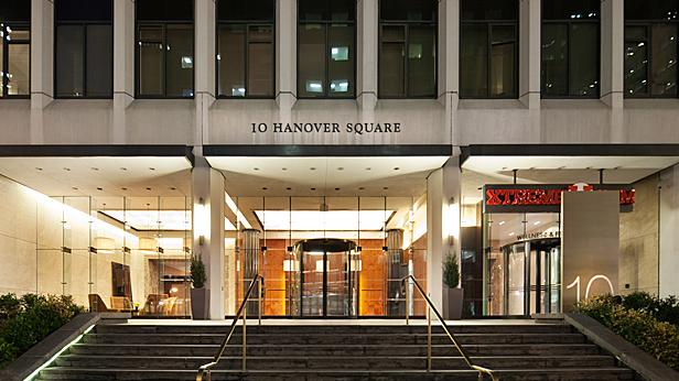 10 Hanover Square