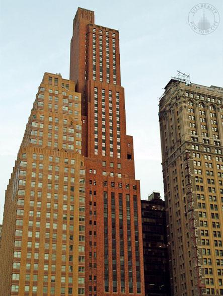 Downtown Club, 20 West Street