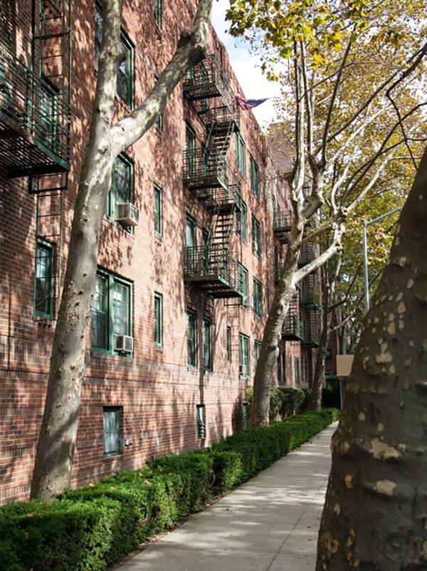 Sunnyside Gardens 5101 39th Avenue Nyc Rental Apartments Cityrealty