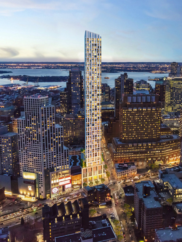Brooklyn point city point nyc condo apartments cityrealty