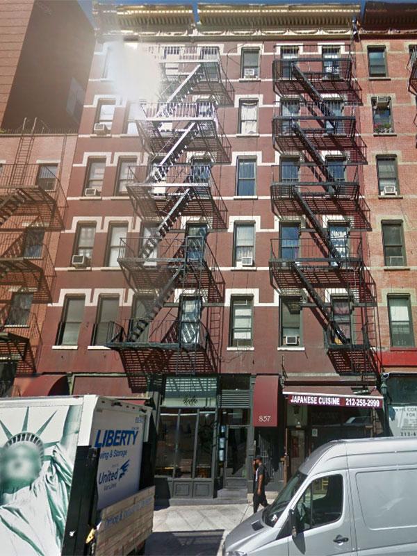 857 Ninth Avenue