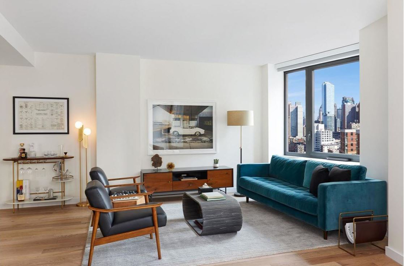 The Lewis, 411 West 35th Street
