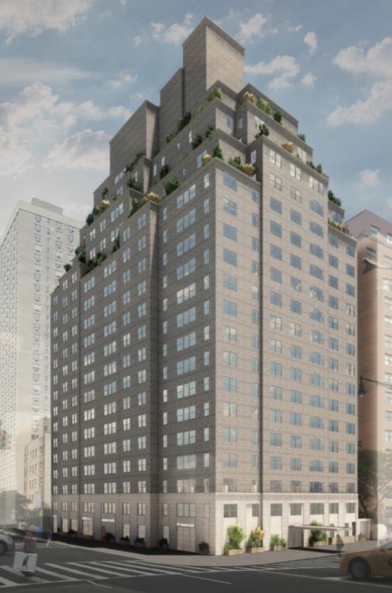 York Towers, 501 East 79th Street