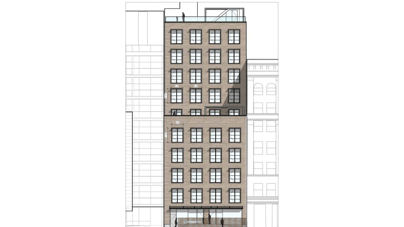 465 Washington Street