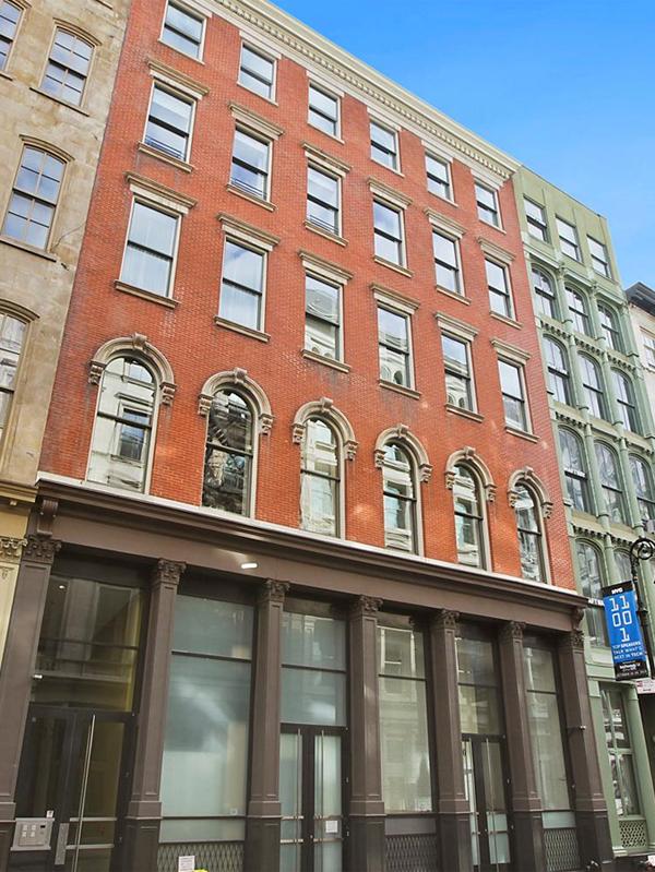 22 Mercer Street