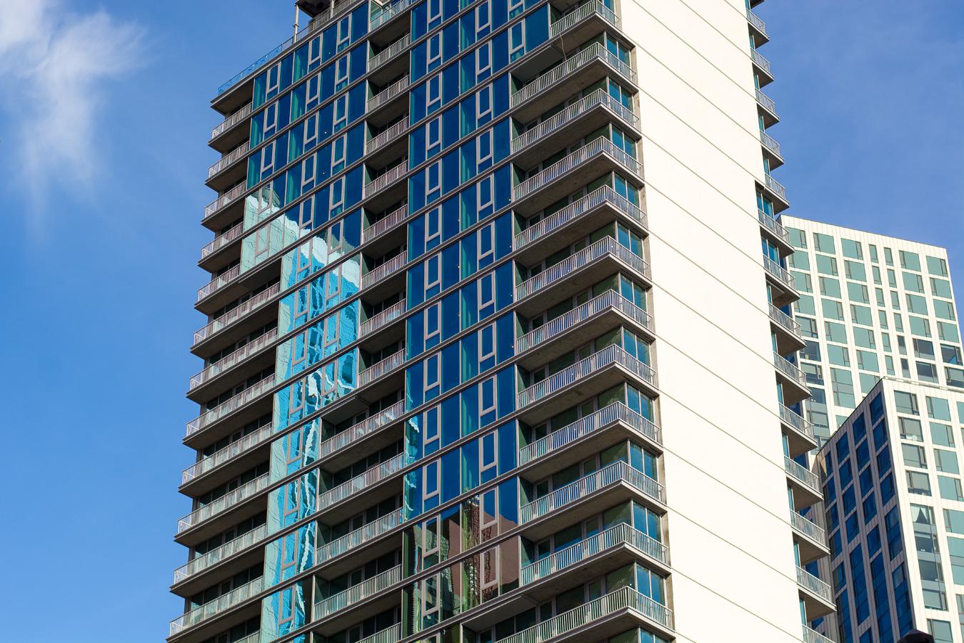 The Azure, 436 Albee Square