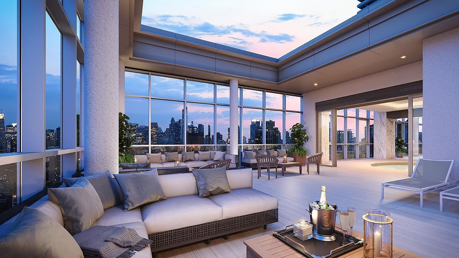 The Encore, 175 West 60th Street