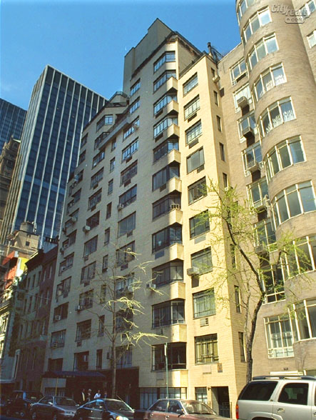 Regent House, 25 West 54th Street
