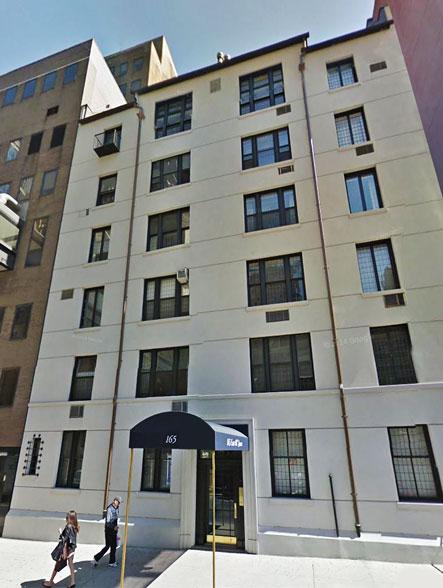 165 East 60th Street