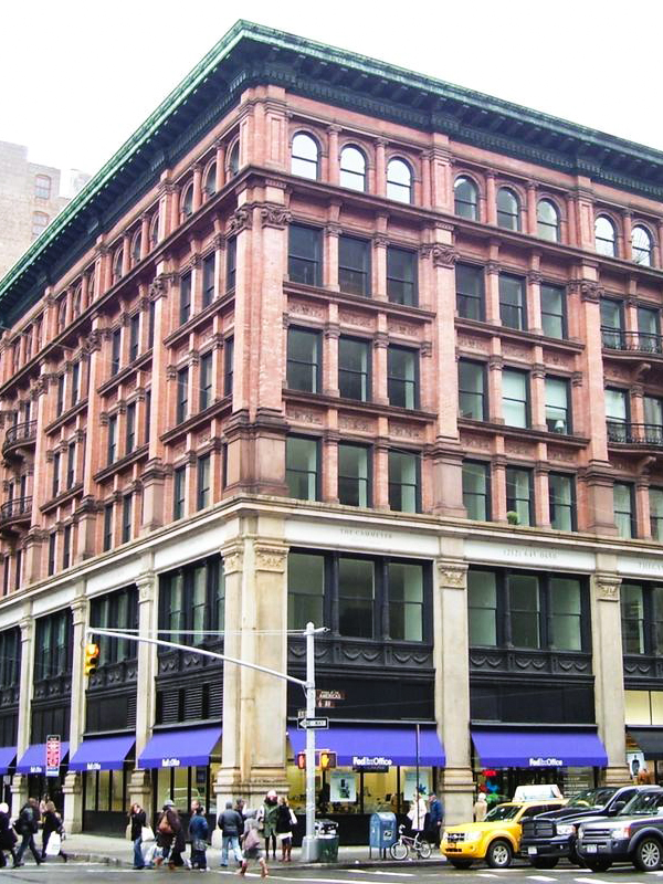 The Cammeyer, 650 Sixth Avenue