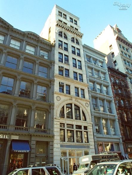 543 Broadway