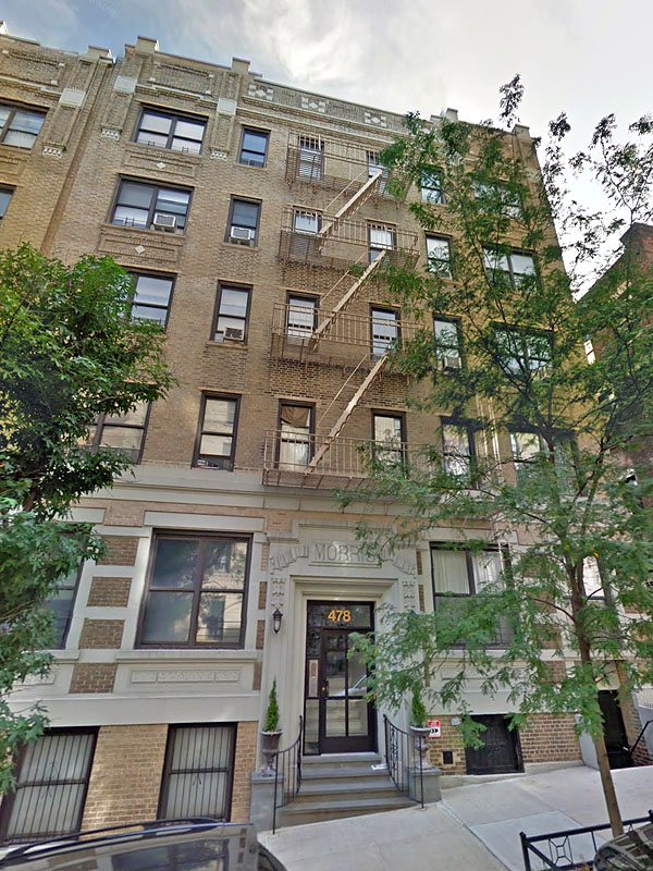 478 West 158th Street