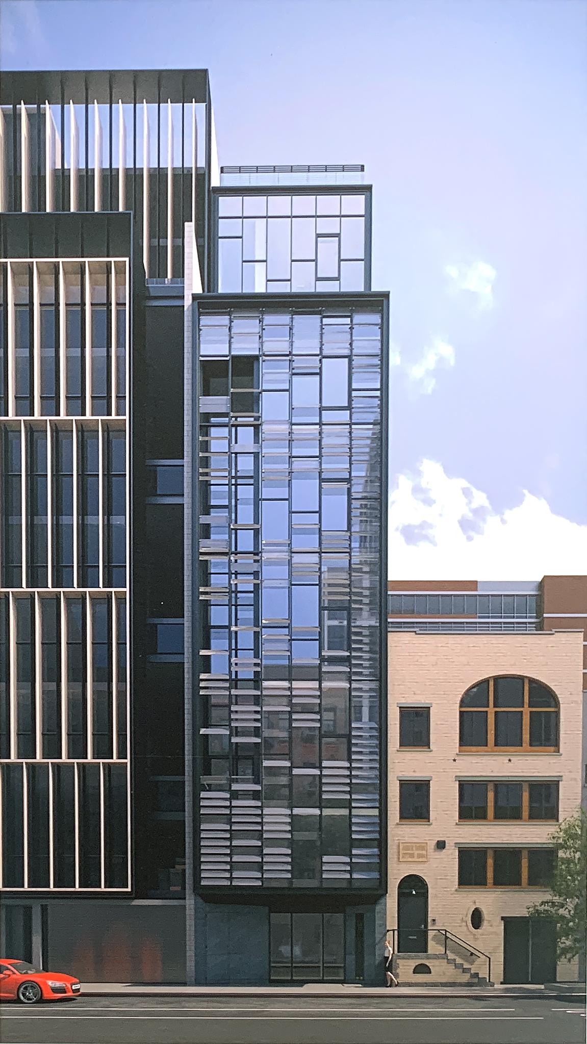 No. 29 Condominium, 534 West 29th Street
