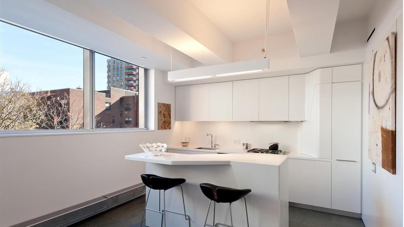 Kitchen, 166 Perry Street, Condo, Manhattan, NYC