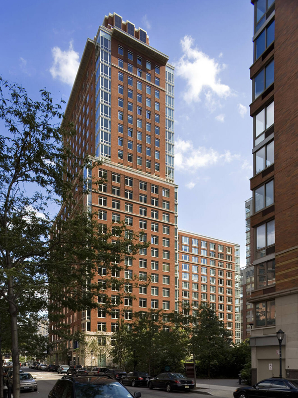 Tribeca Green 325 North End Avenue Nyc Rental Apartments Cityrealty
