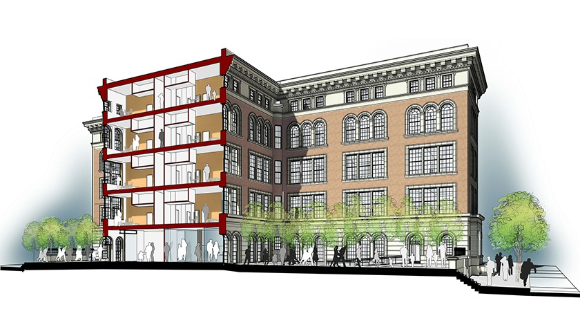 The Residences at PS186, 526 West 146th Street