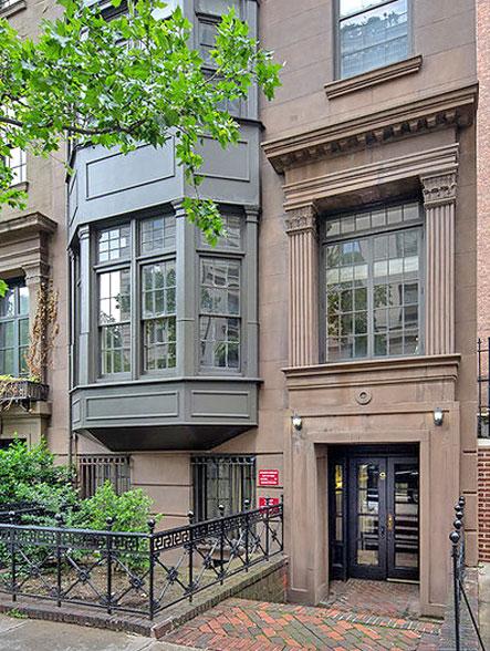 9 Gramercy Park South