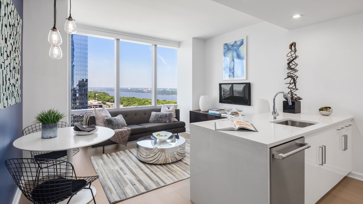 The Modern, 100 Park Avenue, NYC - Rental Apartments ...