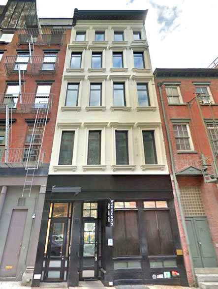 77 Warren Street, NYC - Condo Apartments | CityRealty on hanover square nyc map, washington square nyc map, grand central nyc map,