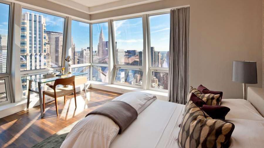 Bedroom, 400 Fifth Avenue, Condo, Manhattan, NYC