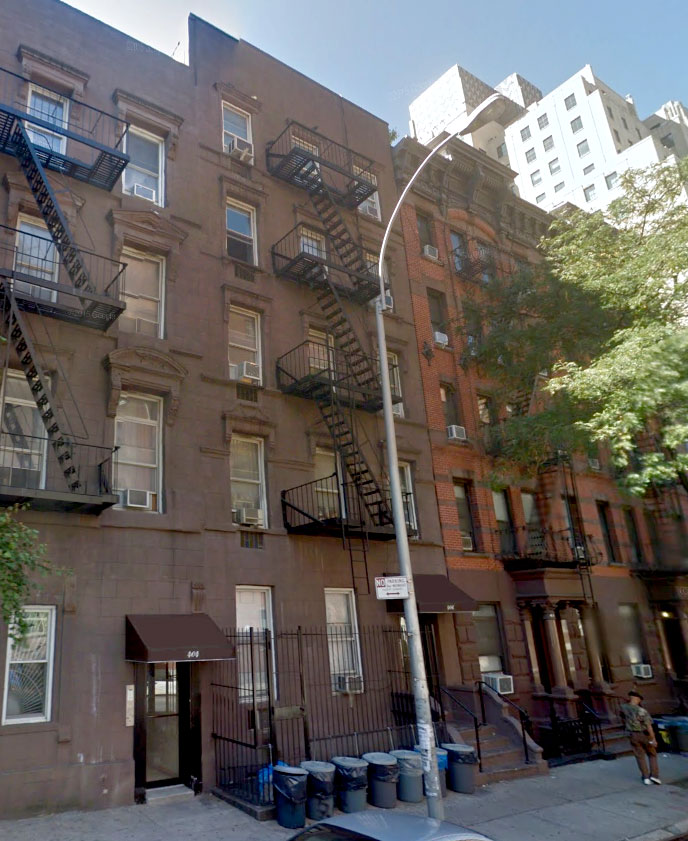 H Street Apartments: 406 West 51st Street - NYC Apartments