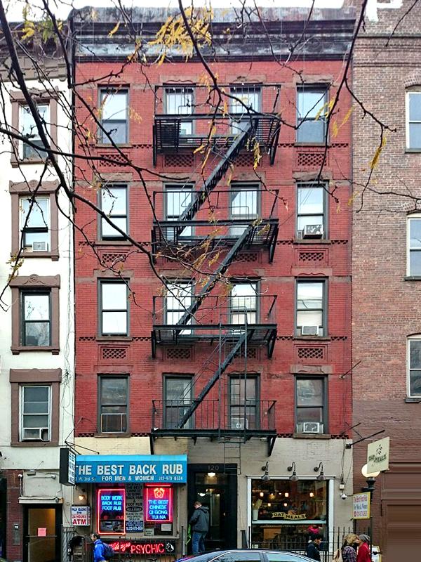 120 West 3rd Street