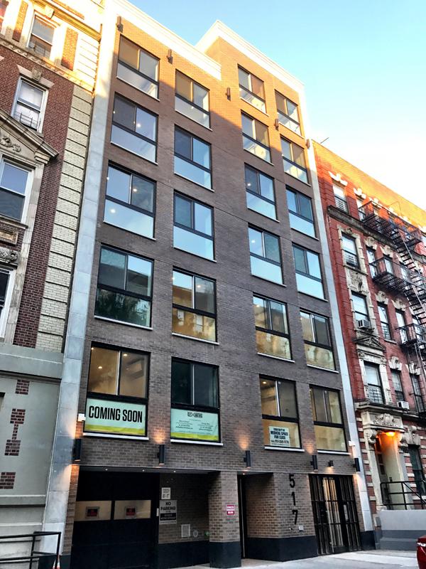 517 West 134th Street