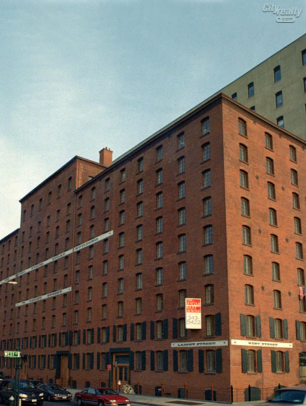 The Sugar Warehouse, 79 Laight Street