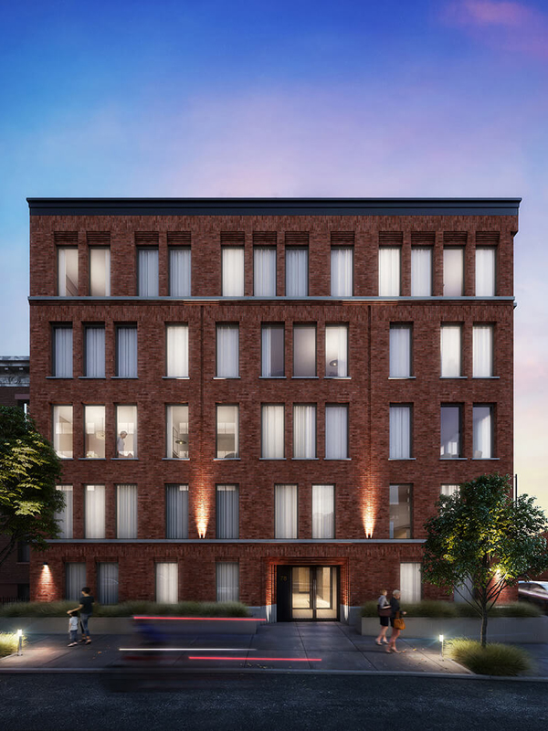 The Cobble Hill House, 78 Amity Street