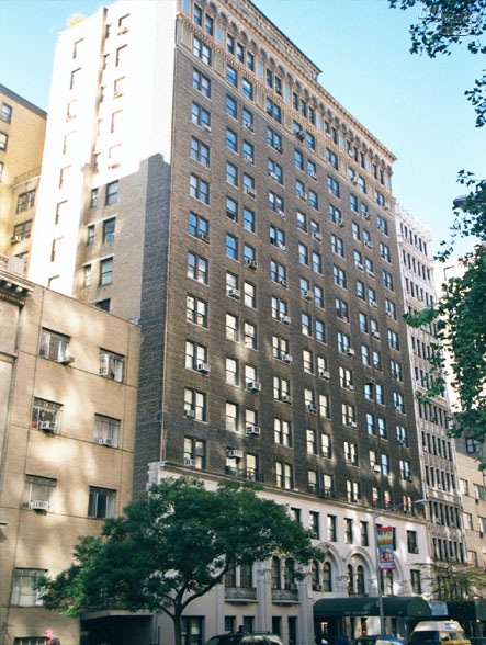 The Bancroft - 40 West 72nd Street
